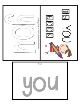 Sight Word Practice Made Easy (and FUN!) - YOU