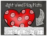Sight Word Practice Mat (Freebie)