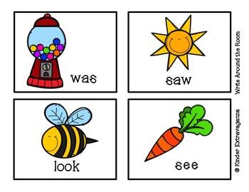 Sight Word Practice Mini Bundle