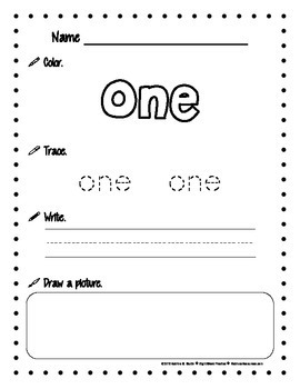 Sight Word Practice Pages (26-50)