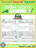 Sight Word Practice Set 2 ( First Grade )