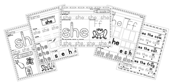 Sight Word Practice - She