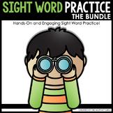 Sight Word Practice (The Bundle)