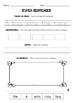 Sight Word Practice- Trace, Build, Write, Draw- Preprimer Focus
