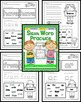 Sight Word Practice 3: at, be, this, have, from, or, one,
