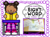 Sight Word, Pre-Primer Bundle
