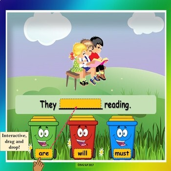 BOOM CARDS Sight Word Primer Demdem - Teletherapy