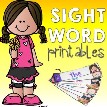 Sight Word {Printables}