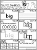 Sight Word Printables {Pre-Primer Edition}