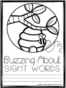 Sight Word Printables {Primer Edition}