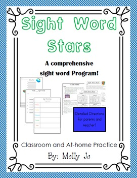 Sight Word Program for Dolch 220