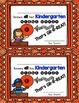 Sight Word Progress Certificates for K-3rd Grade