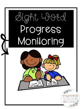 Sight Word Progress Monitoring