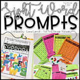 Sight Word Prompts - Fry Words 1-100