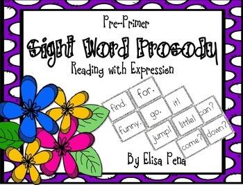 Sight Word Prosody