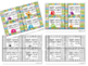 Sight Word Punch Cards - BUNDLE Fry Words 1-1,000 Practice