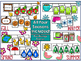 Sight Word Puzzlers Literacy Centers - Every Season, Pre-Primer - 3rd Grade