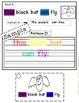 Sight Word Rainbow Writing Center: Halloween, Thanksgiving