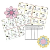 Sight Word Read and Write Cards