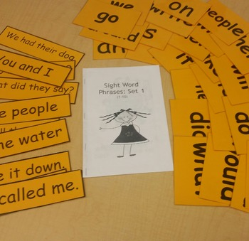 Fry's Sight Phrases Accelerated Reader: Set 1