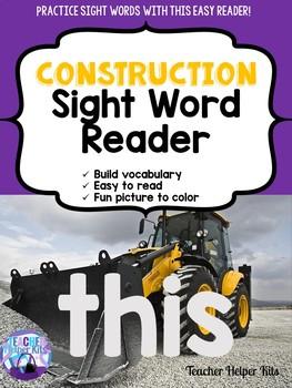 Sight Word Reader