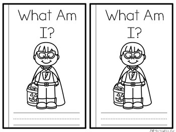 Sight Word Reader {Am}