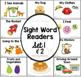 Sight Word Reader Booklets - Set 1 and 2