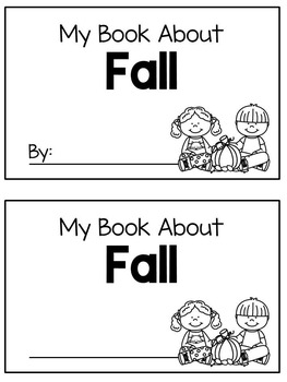 Emergent Reader - Fall