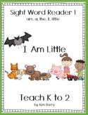 Sight Word Reader - Set 1