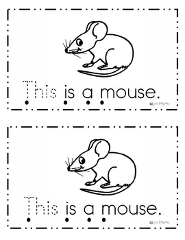Sight Word Reader - This