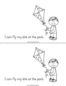 Sight Word Reader - fly