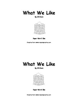Sight Word Reader - like