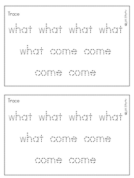 Sight Word Reader- what, come-They Come From Eggs