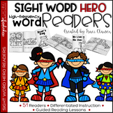 Sight Word Practice - Sight Word Readers - High Frequency words