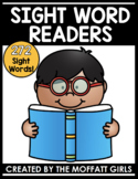 Sight Word Readers (272) Printable and Digital