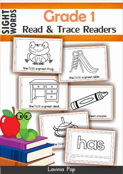 Sight Word Readers (Grade 1)