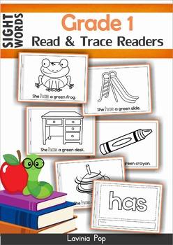 Sight Word Readers (Grade 1)