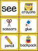 Sight Word Readers Level A Emergent Reader Bundle- Kindergarten Guided Reading
