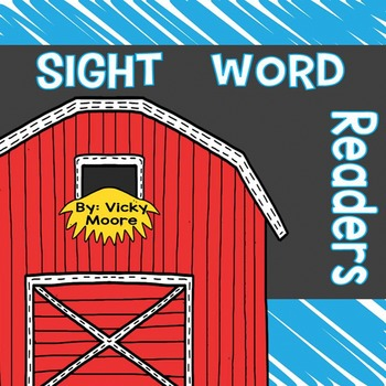 Sight Word Readers Pack