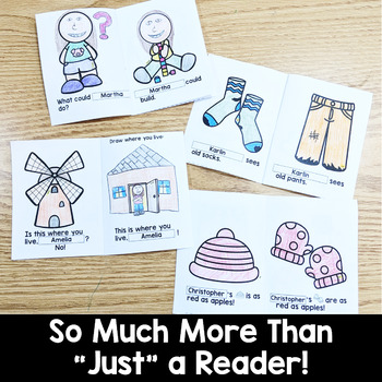 Sight Word Readers: Personalized Set 3