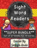 Sight Word Readers SUPER BUNDLE