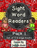 Sight Word Readers- Support Writing and Reading in Your Cl