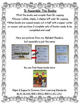 Sight Word Readers- Supporting Reading & Writing In Your Classroom- Pack 13