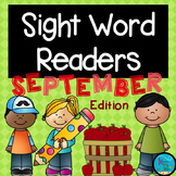 Sight Word Readers {see, the, I, like, is}