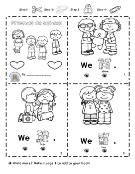 Sight Word Reading Centers