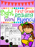 Sight Word Reading Fluency 1st Grade
