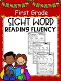 Sight Word Reading Fluency First Grade