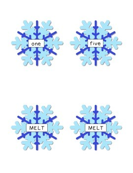 Sight Word Game - MELT