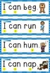 Sentence Strips With Pictures