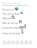 Sight Word Repeated Readings